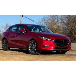 Mazda 3 Hatch Back 2015-2017