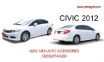 FULL BỘ BODY KITS CHO NEW CIVIC