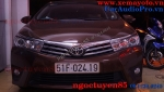 TOYOTA NEW ALTIS 2014 ĐỘ BI XENON AUDI Q5 2014, BÓNG PHILIPS GERMANY, BALLAST BMW X5