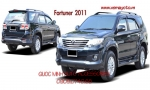 FULL BỘ BODY KITS CHO FORTUNER