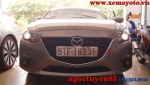 MAZDA 3 ALL NEW LÊN BÓNG XENON PHILIPS GERMANY 4300K